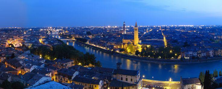 Verona from Castel San PietroCastel San, San Pietro