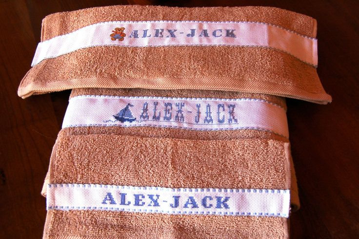 Alex Jack Towels