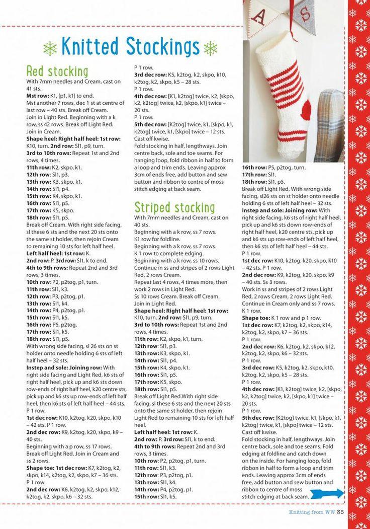 Womans Weekly Knitting  Crochet  December 2015 - 轻描淡写 - 轻描淡写