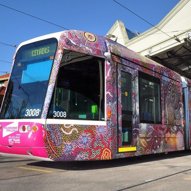Melbourne Festival Tram