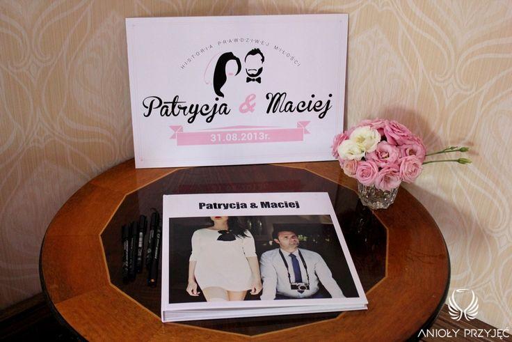 6. Mad Men's Wedding,Guestbook / Wesele w stylu Mad Men,Księga gości,Anioły Przyjęć