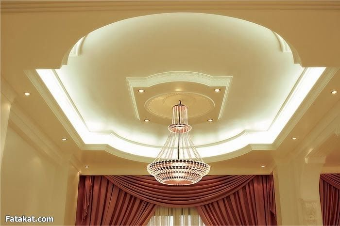 10 unique False ceiling modern living room interior designs ...
