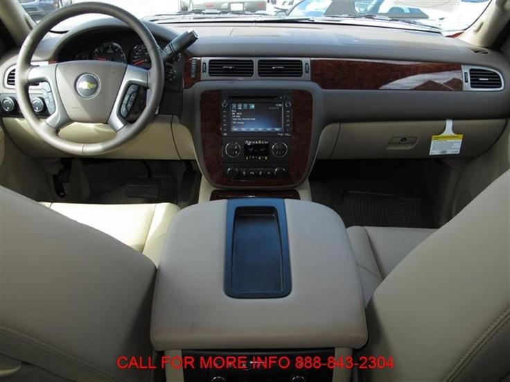 2013 Chevrolet Suburban 4WD 4dr 1500 LTZ 350449 4x4 SUV [Cox Chevy]