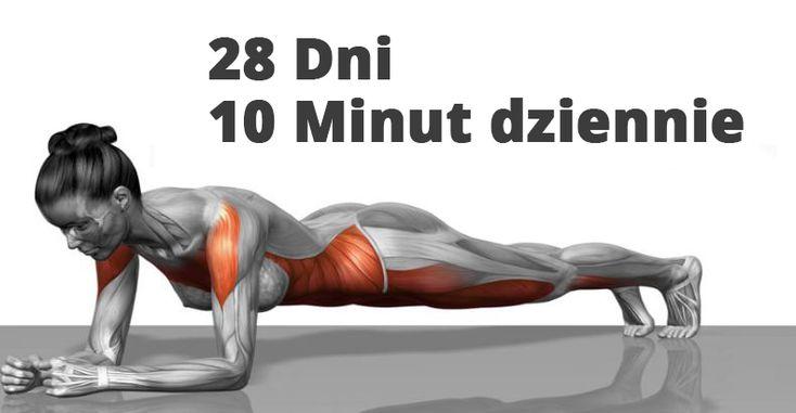 5 prostych ćwiczeń, które zmienią Twoje ciało w ciągu zaledwie czterechtygodni