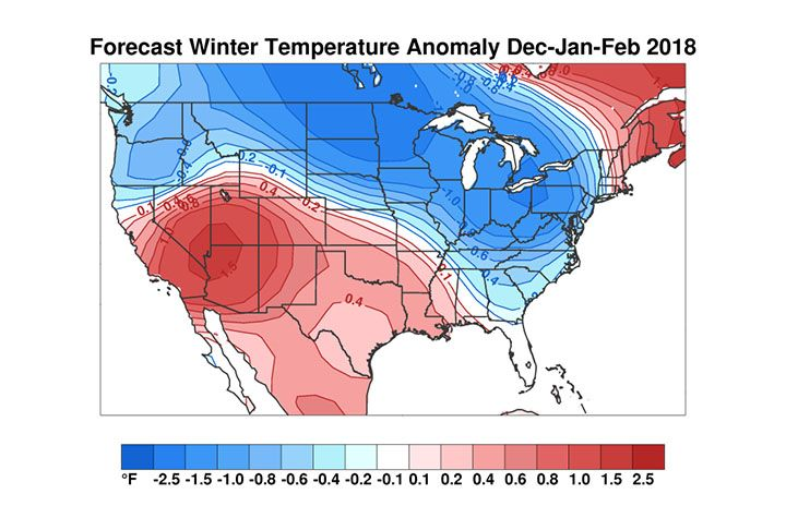 Autumn in Siberia often provides a glimpse into what winter has planned for the Great Lakes, including the Buffalo Niagara region. So pre...
