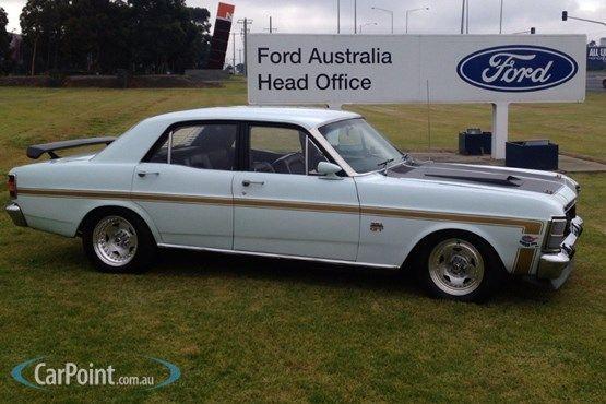 1969 Ford Falcon XW GT