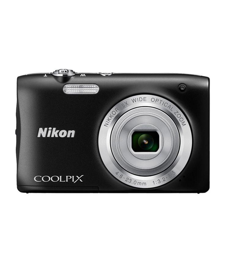 Nikon Coolpix S2900 20.1MP Digital Camera