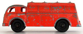 Toys and Stuff: Hubley No. 406 Oil Tanker