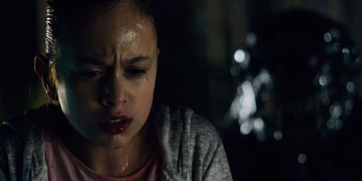 THE MONSTER: Review | Stranded in the middle of nowhere, a young woman and her daughter find themselves being stalked by something vicious. Partcreature feature, part family drama,The Monster is a moderate horror film…