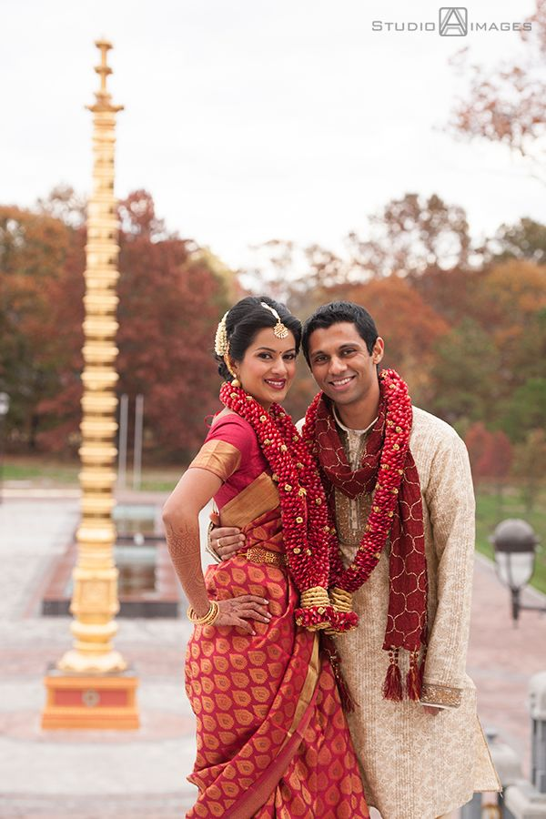 Bride And Groom Indian Wedding Nj Photographers Studio A Images
