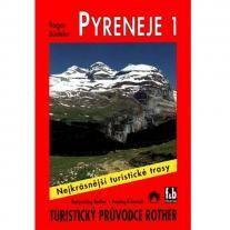 Ostatné vybavenie, doplnky kniha Pyreneje 1 - Roger Budeler