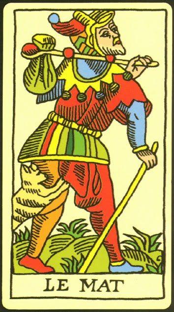 El Loco - Do Tarot de Molinero