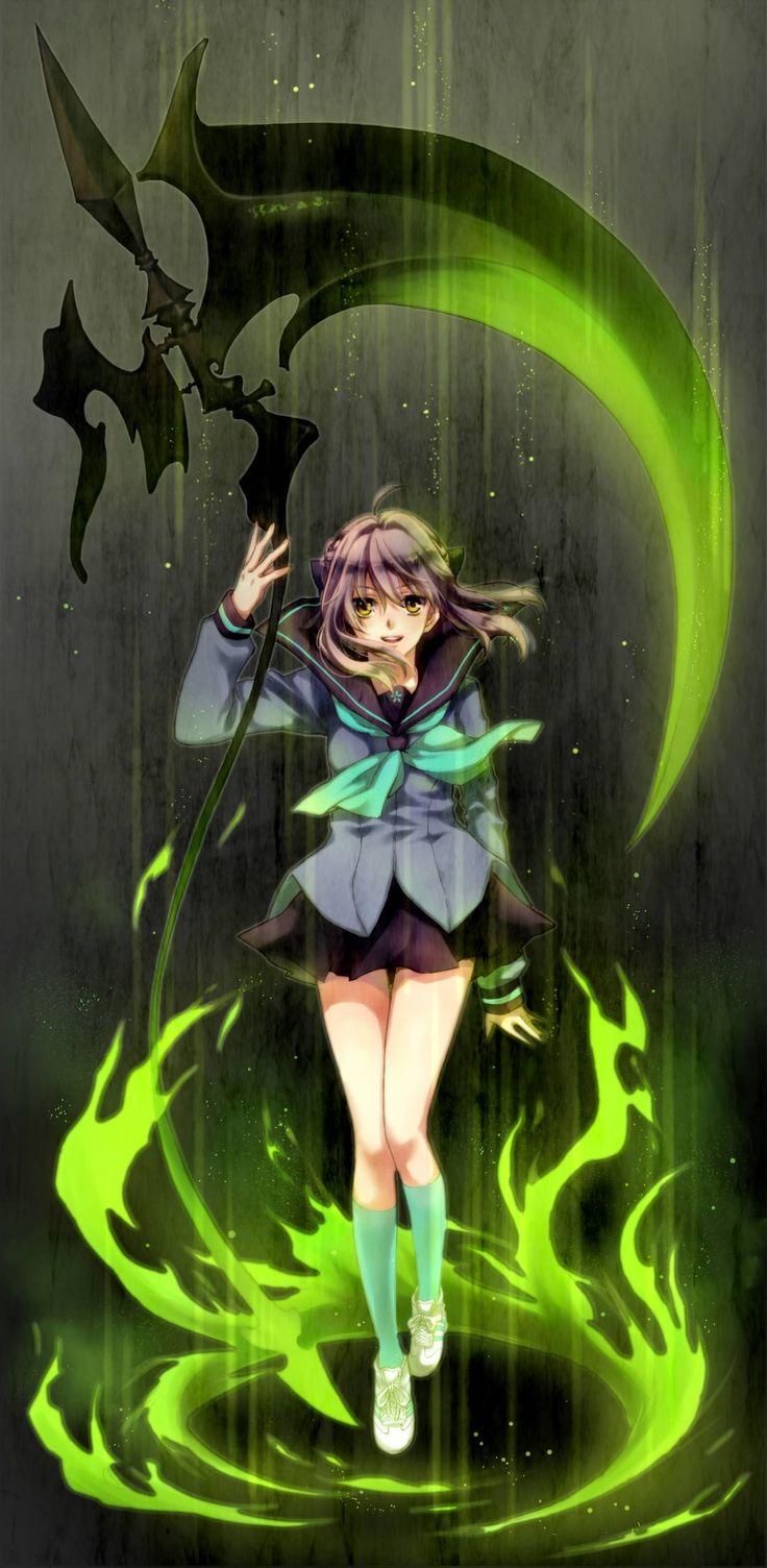 Hiiragi Shinoa   Owari no Seraph / Seraph of the End