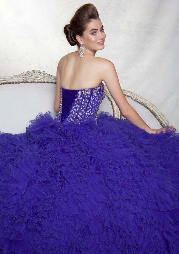 72 best Purple Quinceanera Dresses images on Pinterest