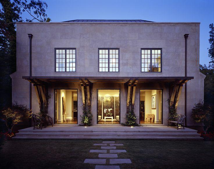 modern minimal palladio | houseplans | Pinterest | Blog ... Modern Palladian Architecture
