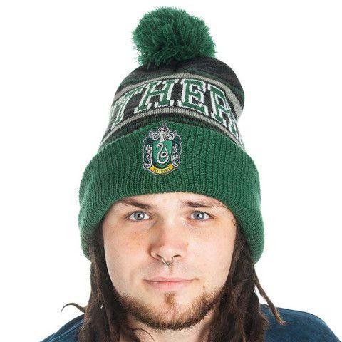 Slytherin Harry Potter Bobble Hat