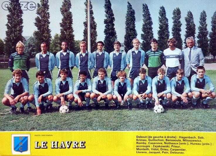 LE HAVRE 85/86