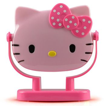 2015 nova mulher chegou olá kitty espelho de mesa de maquiagem espelho espelho de mesa espelho de maquiagem