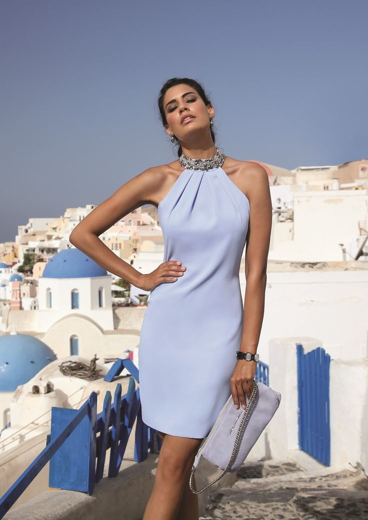 Avond- en cocktailcollectie Santorini van Linea Raffaelli, te verkrijgen bij Koonings The Wedding Palace. #linea #raffaelli #avondmode #avondkleding #cocktailmode #cocktailcollectie #feestkleding #partycollection