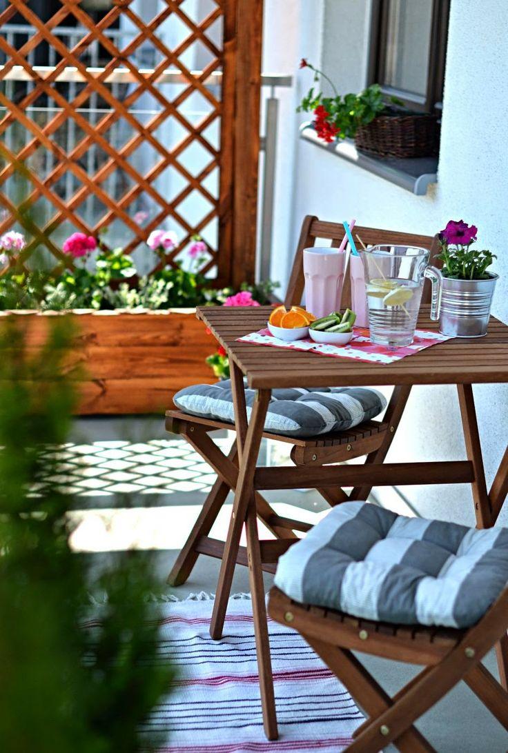 31 best Mały balkon Small balcony images on Pinterest