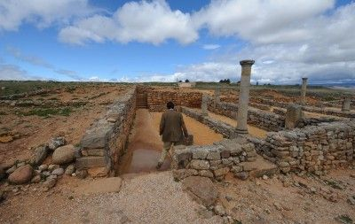In Spain, a mosaic of ruins forms a picture of life in a major outpost of the Roman Empire - The Washington Post