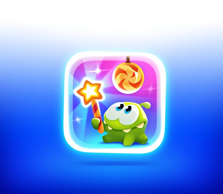 How I've worked on new Cut the Rope Magic icon