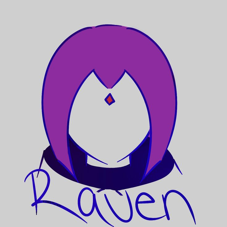 Teen Titans Raven for ya.