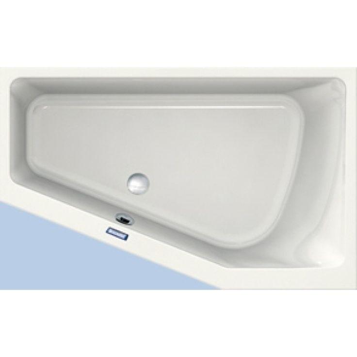 17 beste idee n over hoekbad op pinterest hoekbad klein bad en badkuip douche - Klein design badkuip ...