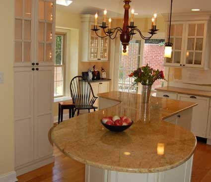 Wonderful Kitchen With Island In West Chester, PA. Designed By Chester County Kitchen  And Bath
