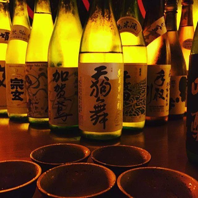お座敷でゆったりとくつろげるBARです。 日本酒がお好きな方には是非とも 「よりどり利き酒5種セット」がオススメです♪ 飲み比べしながら、自分の好きな日本酒を見つけてみませんか?  #お座敷Bar籠 #かご #bar  #個室 #カウンター #貸切 #金沢市 #金沢 #木倉町 #大藪小路 #日本酒 #ウイスキー #ワイン #焼酎 #ビール #地酒 #加賀鳶 #菊姫 #手取川 #宗玄 #常きげん #千枚田 #黒帯 #立山 #天狗舞 #先一杯 #利き酒
