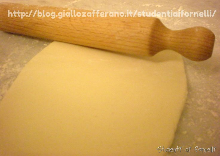 Pasta frolla alla ricotta | Ricetta per biscotti e crostate