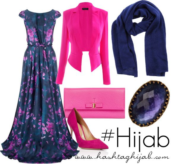 Hashtag Hijab Outfit #103