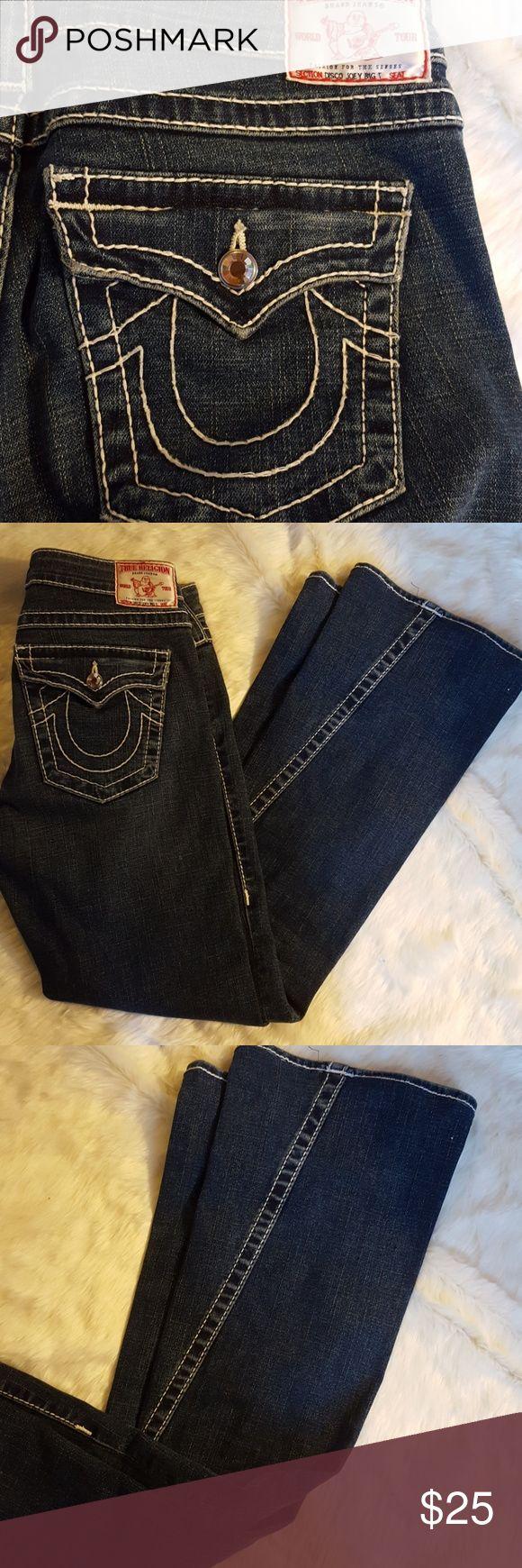 True religion  jeans True religion jeans  32 inseam True Religion Jeans