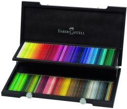 110013 содержит цветные карандаши POLYCHROMOS (120 предметов)