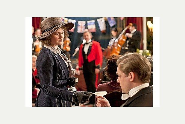 Former Colyton Grammar School student on Downton Abbey | Exeter Express and Echo