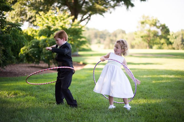 10 Ways to Keep Kids Occupied (and Well-Behaved!) During Your Wedding - Project Wedding