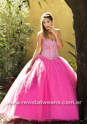 70 Best Images About Vestidos De 15 A 241 Os On Pinterest