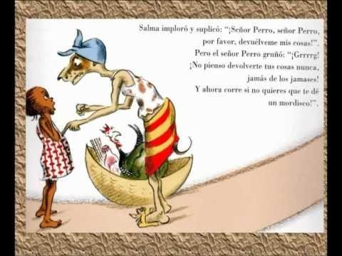 La pequeña caperucita africana.avi - YouTube