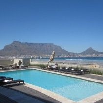 Perfect Sunny Days to Relax by The Pool at The Lagoon Beach Hotel, Milnerton