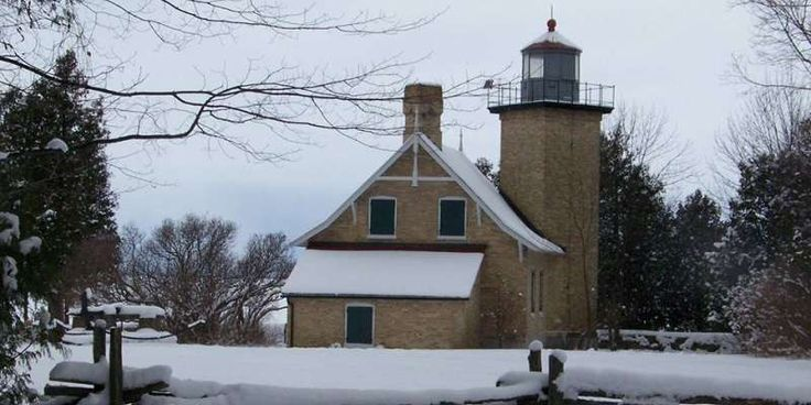 Eagle Bluff Lighthouse | Travel Wisconsin