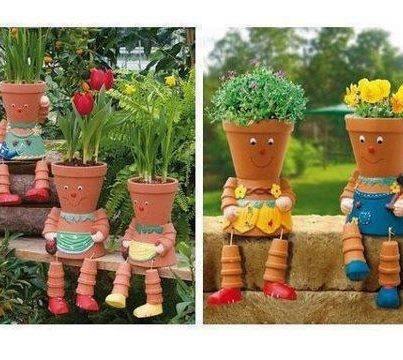 Children garden. The kids would love them.