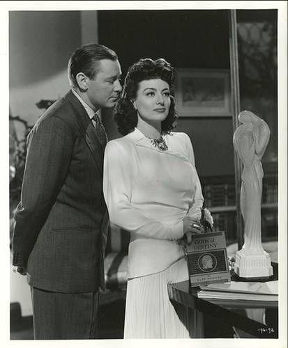 Herbert Marshall  & Joan Crawford