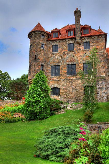 Singer Castle ~ Thousand Islands, New York