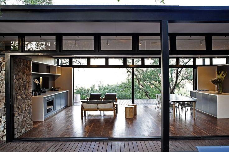 Steel-framed House Design Inspiration: Floating Structure Architecture - ArchInspire