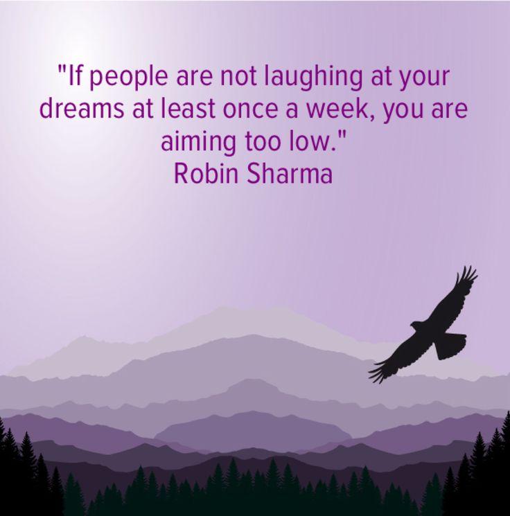 Beautiful quote by Robin Sharma...