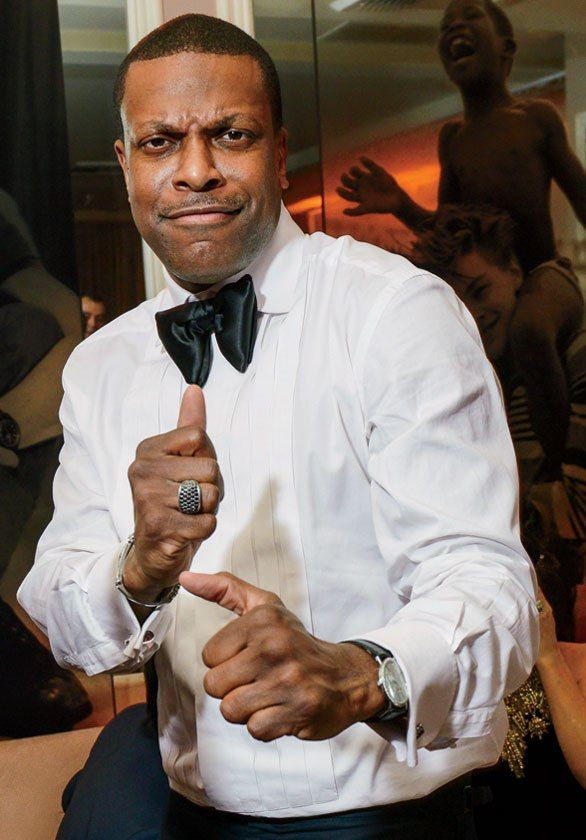 Chris Tucker - Saw him perform live...he is really funny!