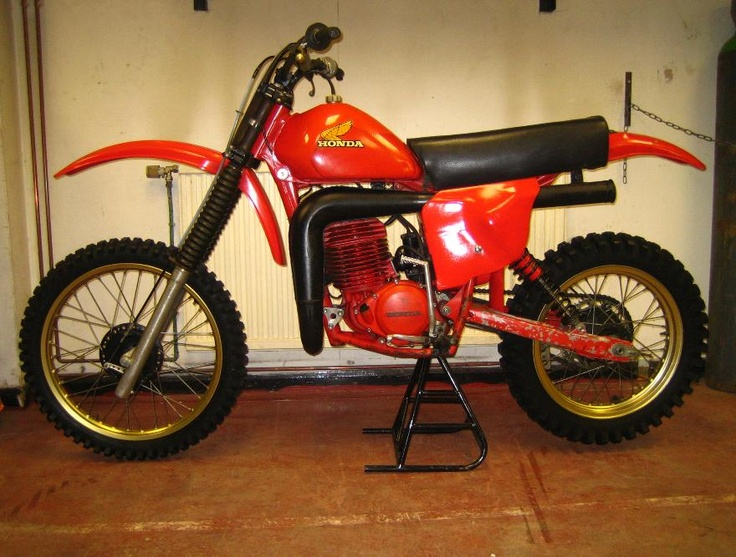 1977 honda rc500 vintage motocross bikes pinterest honda motocross and dirt biking. Black Bedroom Furniture Sets. Home Design Ideas