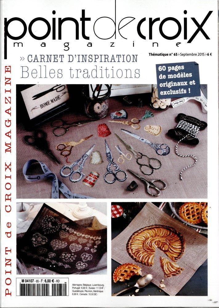 Point de Croix Magazine Thématique