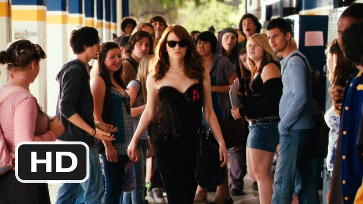 Easy A Official Trailer #1 - (2010) HD