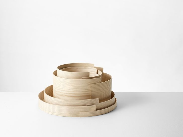 STACK trays and boxes - Designed for Fritz Hansen Objects Photo by Anders Ingvartsen